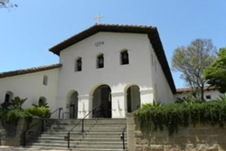 Spanish Mission dog friendly attractions in San Luis Obispo, San Luis Obispo things to do